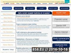 Miniaturka Esiptel - tania telefonia internetowa VoIP (www.esiptel.pl)