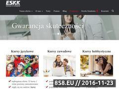 Miniaturka domeny www.eskk.pl