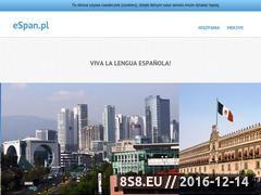 Miniaturka domeny espan.pl