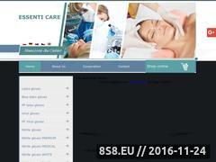 Miniaturka domeny www.essenticare.eu