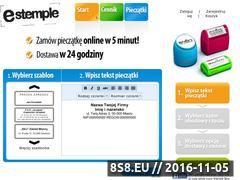 Miniaturka domeny estemple.pl