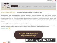 Miniaturka domeny esteti-med.pl