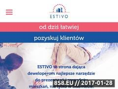 Miniaturka domeny estivo.pl