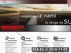 Miniaturka domeny www.estrony-internetowe.eu