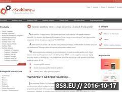 Miniaturka domeny www.eszablony.pl