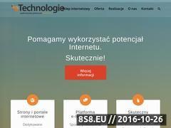Miniaturka domeny etechnologie.pl