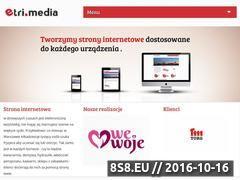 Miniaturka domeny etri.media.pl