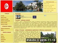 Miniaturka domeny www.etunezja.info