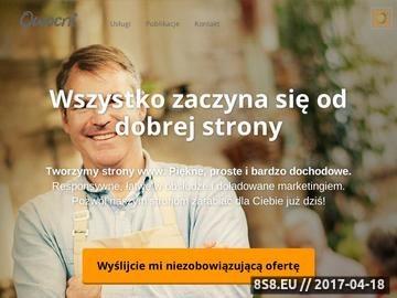 Zrzut strony ETworzenie.pl - projektowanie stron internetowych