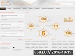 Miniaturka domeny eu-consult.pl