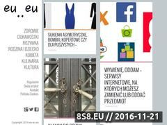 Miniaturka domeny eu-eu.eu