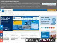 Miniaturka domeny www.eulerhermes.pl