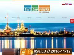 Miniaturka domeny www.euro-eko-polska.pl