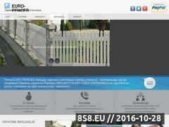 Miniaturka domeny euro-fences.pl