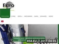 Miniaturka domeny euroair.pl