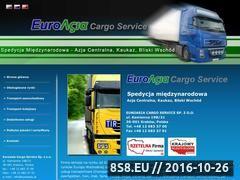 Miniaturka domeny www.euroasia.pl