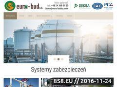 Miniaturka domeny www.eurobudplock.pl