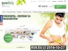 Miniaturka domeny www.eurodiety.pl