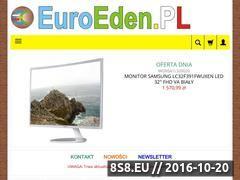Miniaturka domeny euroeden.pl
