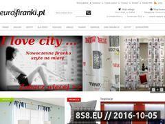 Miniaturka domeny www.eurofiranki.pl