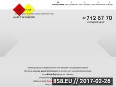 Miniaturka domeny www.eurogaz.biz