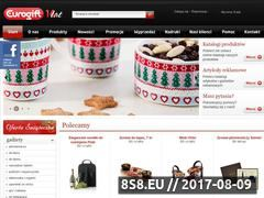 Miniaturka domeny www.eurogift.com.pl