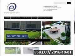 Miniaturka domeny www.eurokontrakt.eu