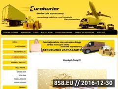 Miniaturka domeny www.eurokurier.pl