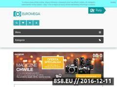 Miniaturka domeny euromega.pl