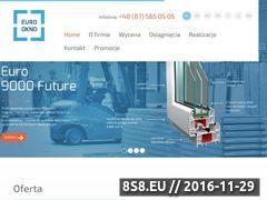 Miniaturka domeny eurookno.pl