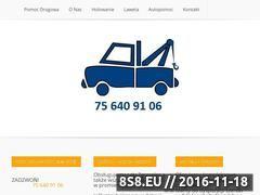 Miniaturka domeny europatransport.pl