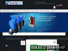 Miniaturka domeny www.europnet.pl