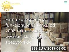 Thumbnail of Paczki Polska Irlandia, przesyłki międzynarodowe Website