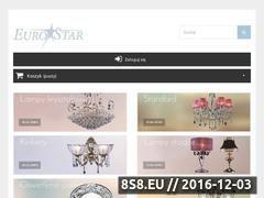 Miniaturka domeny eurostar-lamp.pl