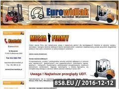 Miniaturka domeny eurowidlak.pl
