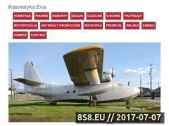 Miniaturka domeny www.eva-kosmetyka.pl