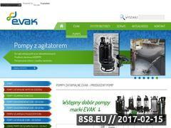 Miniaturka domeny evak.pl