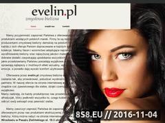 Miniaturka domeny www.evelin.pl