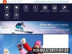 Miniaturka domeny www.event-ski.pl