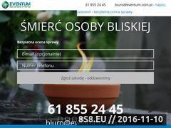 Miniaturka domeny www.eventum.com.pl
