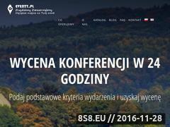 Miniaturka domeny www.eventy.pl