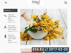 Miniaturka domeny evital.pl