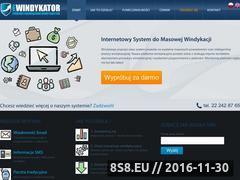 Miniaturka domeny www.ewindykator.pl