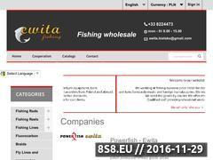 Miniaturka domeny ewitafishing.pl