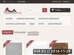 Miniaturka domeny www.ewyposazeniedomu.pl