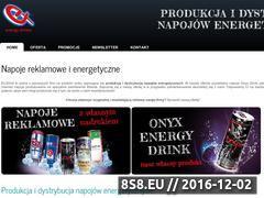Miniaturka domeny ex-drink.pl