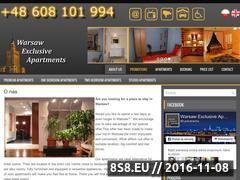 Miniaturka domeny exclusiveapartments.com.pl