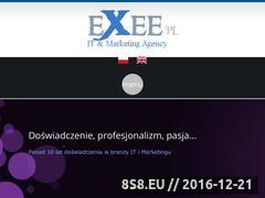 Miniaturka domeny exee.pl