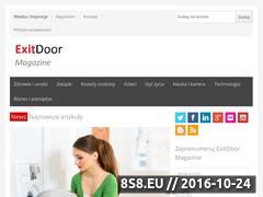 Miniaturka domeny www.exitdoor.pl