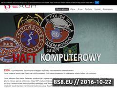 Miniaturka domeny exonstudio.pl